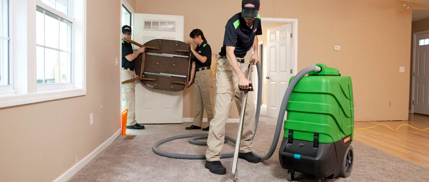 Sylacauga, AL residential restoration cleaning